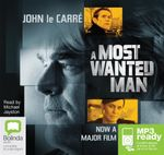 A Most Wanted Man (MP3) - John Le Carre