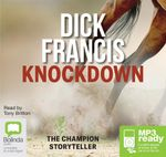 Knockdown (MP3) - Dick Francis