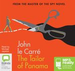 The Tailor Of Panama (MP3) - John Le Carre