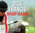 Whip Hand (MP3) - Dick Francis