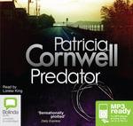 Predator (MP3) : Scarpetta #14 - Patricia Cornwell