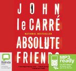 Absolute Friends (MP3) - John Le Carre