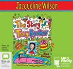 The Story Of Tracy Beaker (MP3) - Jacqueline Wilson