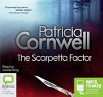 The Scarpetta Factor (MP3) : Scarpetta #17 - Patricia Cornwell