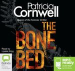 The Bone Bed (MP3) : Scarpetta #20 - Patricia Cornwell