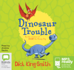Dinosaur Trouble (MP3) - Dick King-Smith