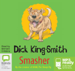 Smasher (MP3) - Dick King-Smith