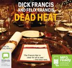 Dead Heat (MP3) - Dick Francis