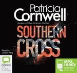 Southern Cross (MP3) : Andy Brazil #2 - Patricia Cornwell