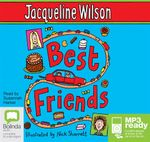 Best Friends (MP3) - Jacqueline Wilson