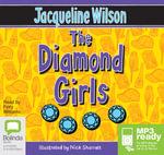 The Diamond Girls (MP3) - Jacqueline Wilson