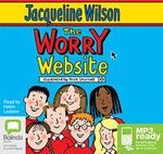 The Worry Website (MP3) - Jacqueline Wilson