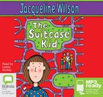 The Suitcase Kid (MP3) - Jacqueline Wilson