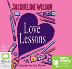 Love Lessons (MP3) - Jacqueline Wilson