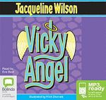 Vicky Angel (MP3) - Jacqueline Wilson
