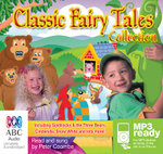 Classic Fairy Tales (3 In 1) (MP3) - Peter Combe