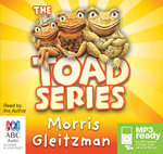 The Toad Series (4 In 1) (MP3) - Morris Gleitzman