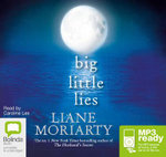 Big Little Lies (MP3) - Liane Moriarty