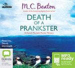 Death Of A Prankster (MP3) - M. C. Beaton