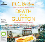 Death of A Glutton - M. C. Beaton