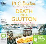 Death Of A Glutton (MP3) - M. C. Beaton