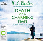Death of A Charming Man - M. C. Beaton