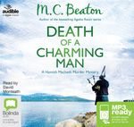 Death Of A Charming Man (MP3) - M. C. Beaton