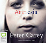 Amnesia - Peter Carey