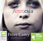 Amnesia (MP3) - Peter Carey