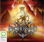 Scorpion Mountain - John Flanagan