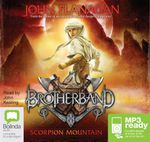 Scorpion Mountain (MP3) - John Flanagan