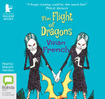 The Flight of the Dragon : Tales from the five Kingdoms #4 - Vivian French
