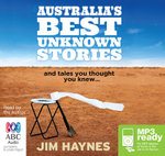 Australia's Best Unknown Stories (MP3) - Jim Haynes