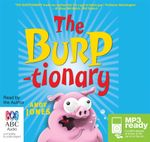 The Burptionary (MP3) - Andy Jones