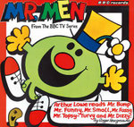 Mr Men - Roger Hargreaves