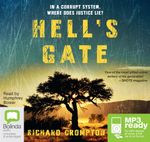 Hell's Gate (MP3) : Detective Mollel #2 - Richard Crompton