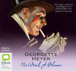No Wind of Blame : Inspector Hemingway #1 - Georgette Heyer