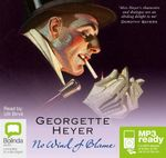 No Wind Of Blame (MP3) - Georgette Heyer