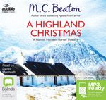 A Highland Christmas (MP3) - M. C. Beaton