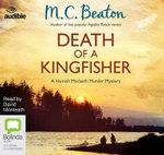 Death of A Kingfisher - M. C. Beaton