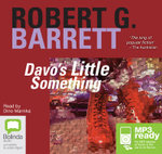 Davo's Little Something (MP3) - Robert G Barrett