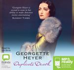 Duplicate Death (MP3) : Inspector Hemingway #3 - Georgette Heyer