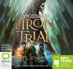 Magisterium (MP3) : The Iron Trial - Holly Black