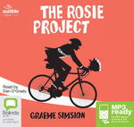 The Rosie Project (MP3) : Don Tillman #1 - Graeme Simsion