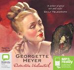 Detection Unlimited (MP3) : Inspector Hemingway #4 - Georgette Heyer