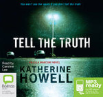 Tell The Truth (MP3) : Detective Ella Marconi #8 - Katherine Howell