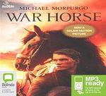 War Horse (MP3) : War horse #1 - Michael Morpurgo