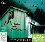 Missing Persons (MP3) - Nicci Gerrard