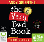 The Very Bad Book & The Bad Book (MP3) : Bad Book : Books 1 & 2 - Andy Griffiths