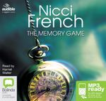 The Memory Game (MP3) - Nicci French